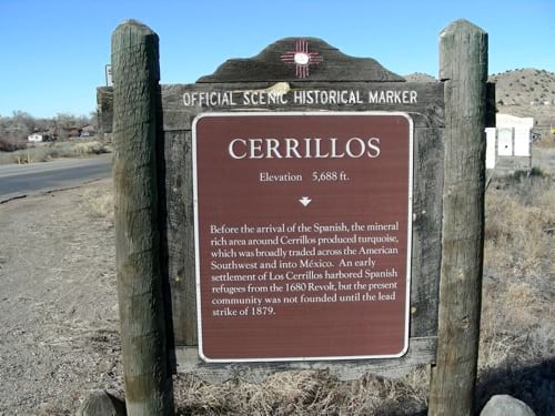 cerrillos-sign