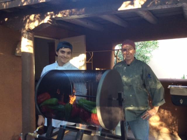 green-chile-roasting-at-alameda