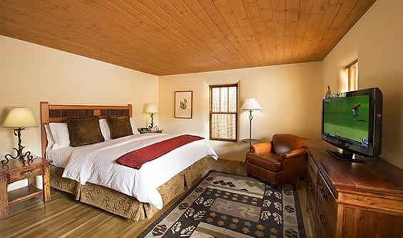 Santa Fe Suite Bedroom