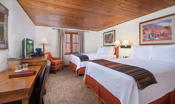 Traditional Rooms Double-Bed