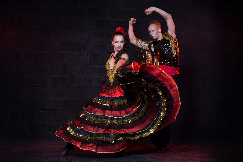 flamenco-couple