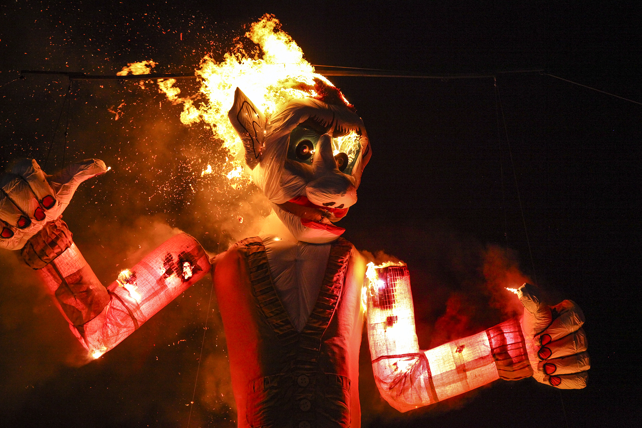 zozobra celebration